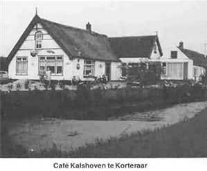 Café Kalshoven te Korteraar