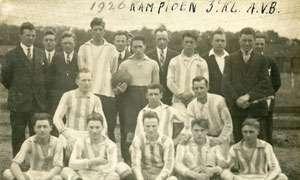 1926 Kampioen 3e Klasse AVB