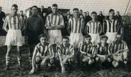 TOG 1 Sezioen 1934/1935 met de Karsemeiers