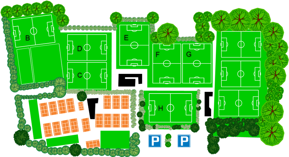 Sportpark Bokt