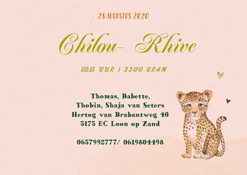 Chilou-Rhive