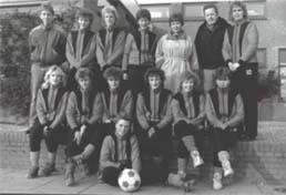 Dit dameselftal wordt kampioen in 1987