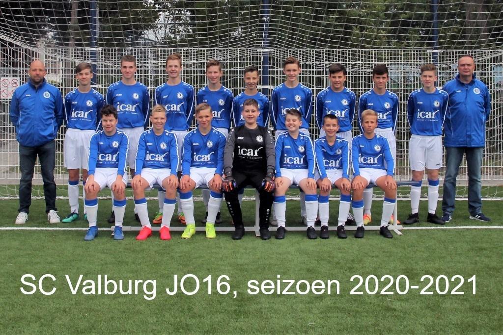Team Informatie Sc Valburg