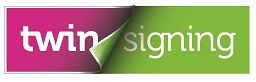 Logo Twin Signing