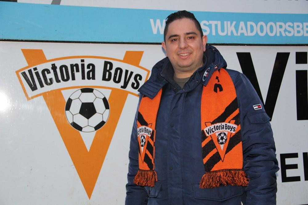 Daniël Branco de Sousa nieuwe hoofdtrainer bij Victoria Boys