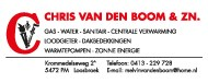 Chris van den Boom & Zn