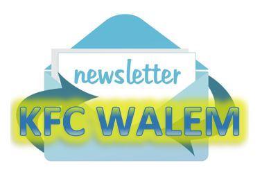 nieuwsbrief KFC Walem