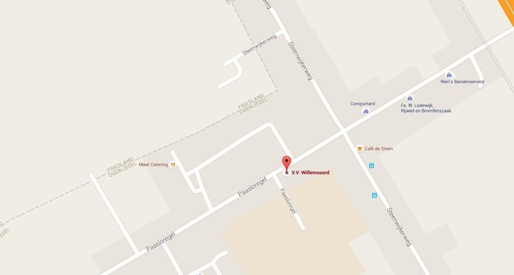 V.V. Willemsoord Paasloregel 3-A 8338 ST Willemsoord