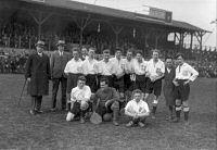 Het kampioenselftal uit 1928