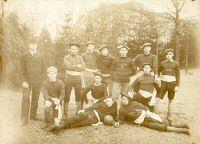 Het eerste elftal uit 1893