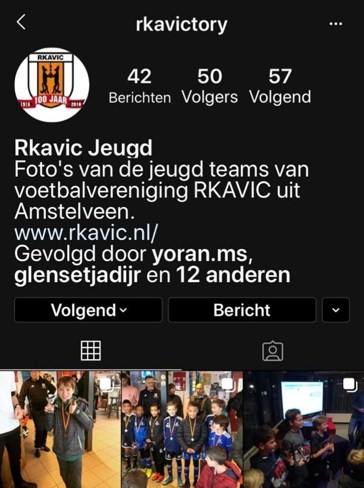 @rkavictory Instagram feed